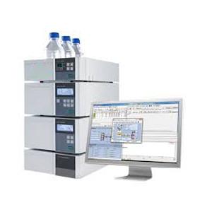 Hệ HPLC với bơm gradient nhị phân 2 kênh dung môi LC-100