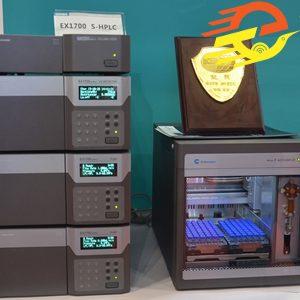 Hệ HPLC EX1700 với detector DAD