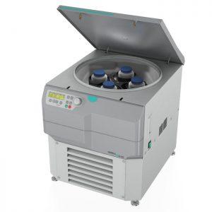máy ly tâm lạnh thể tích lớn zk 496