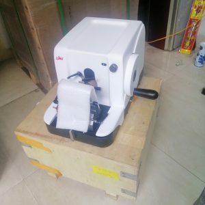 máy cắt tiêu bản tay quay thủ công hàng nhập khẩu chính ngạch YD-315